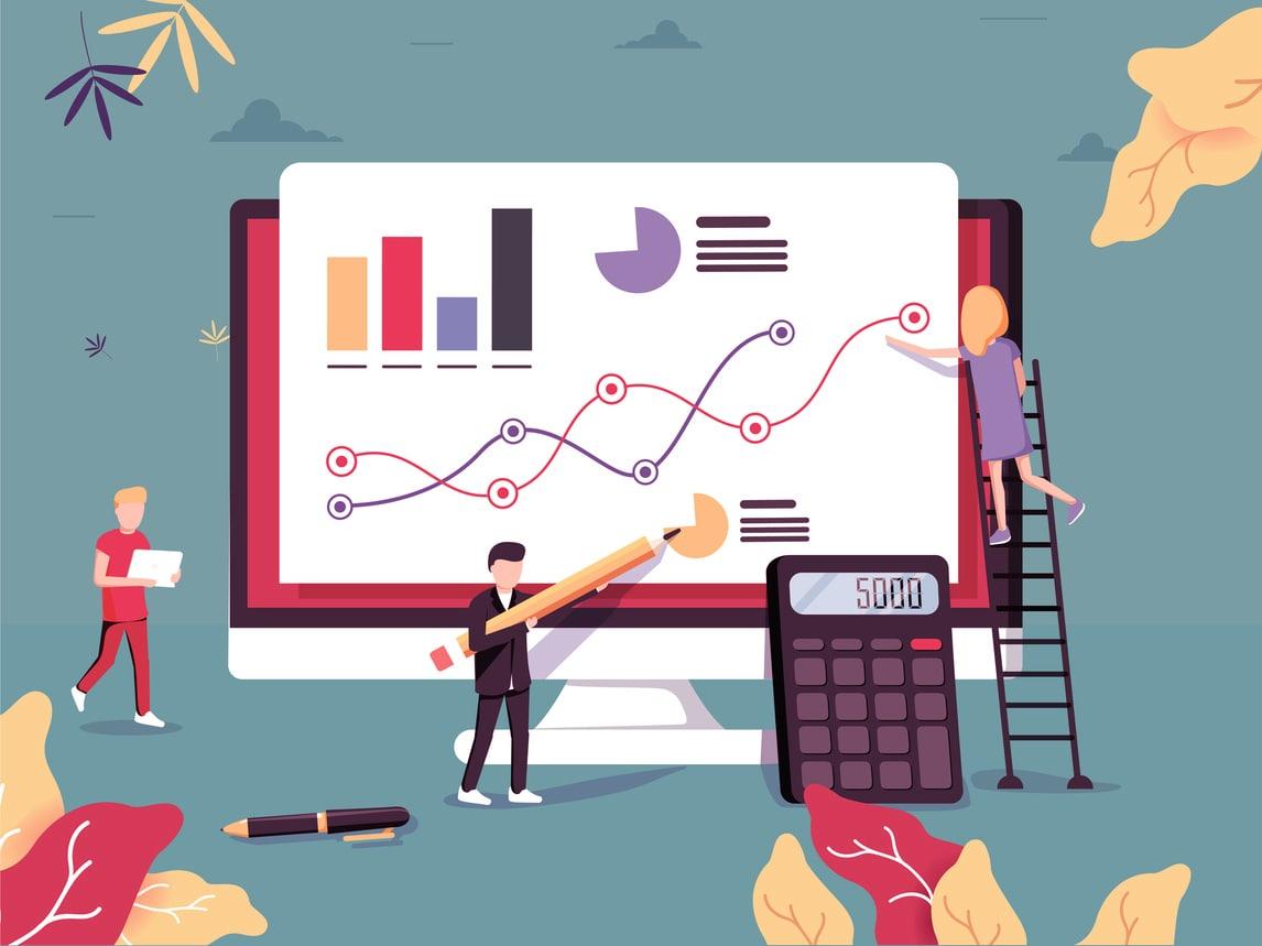 Análisis de datos para la toma de decisiones y suficiencia de información